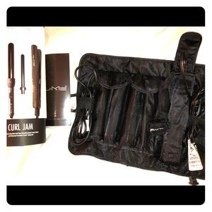 Other - Brand new Curl Jam NUME wand and straightener set